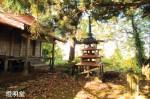 日本最古の灯台と言われる燈明堂