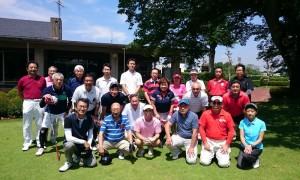 第10回ゴルフコンペ 写真1