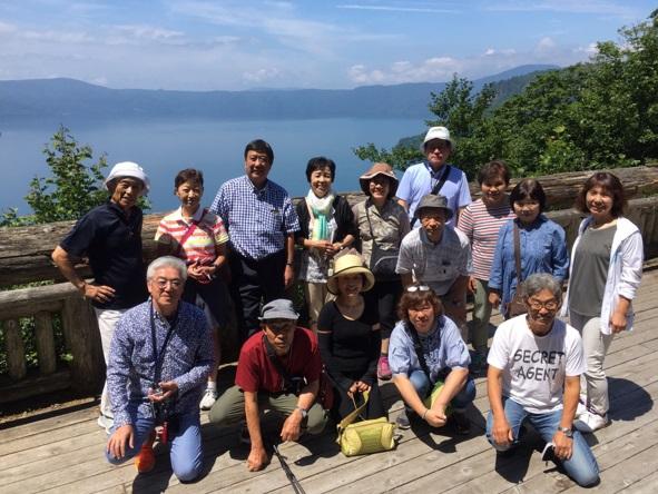 十和田湖 見晴台