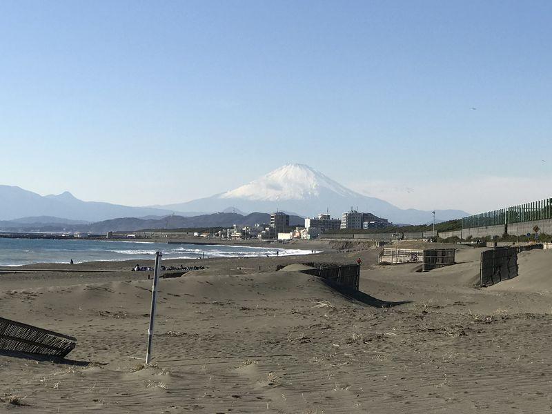 富士山の眺めながらBBQ
